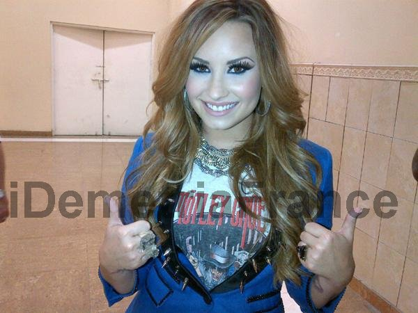 13.04.12 : A Special Night With Demi Lovato : Panama.