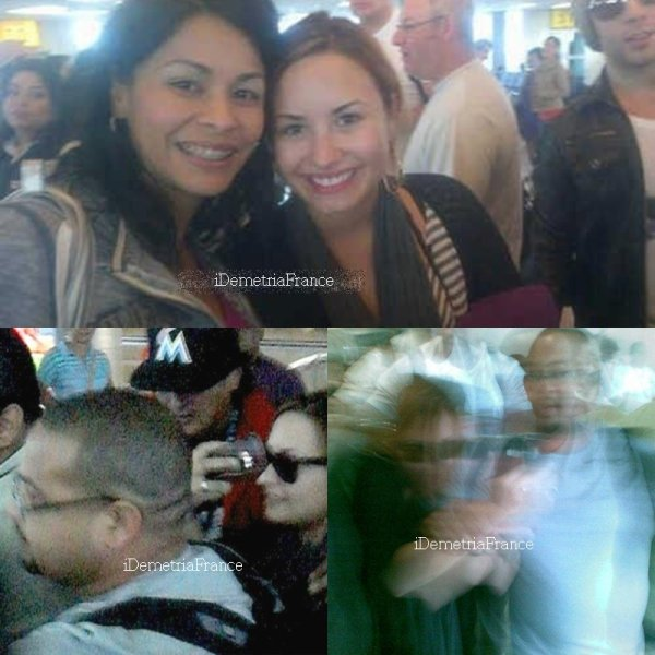 14.04.12 A Special Night With Demi Lovato : Venezula
