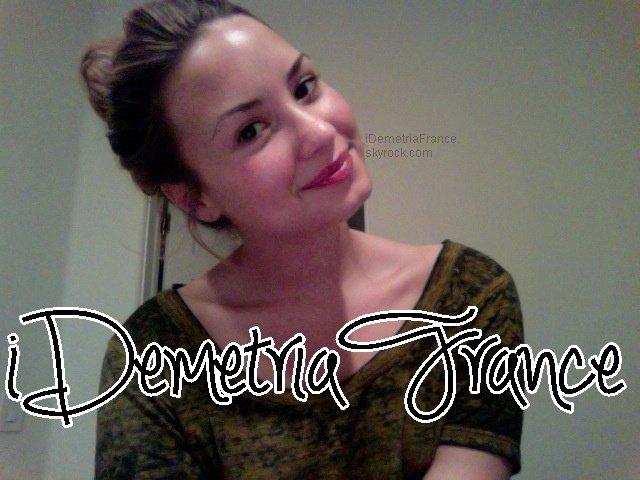 Ta source préférée sur la belle Demi Lovato.