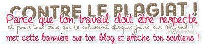 ★ Bienvenue sur mon blog ★