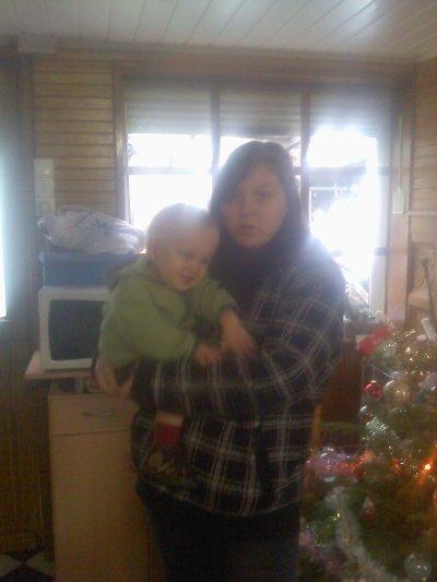 moi et mon bebe
