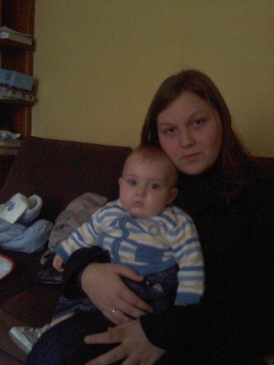 mwa et mon filleul