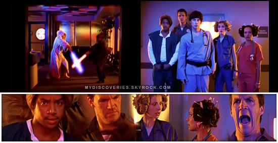 SCENE COUP DE ♥____'____Star Wars duel____(Scrubs :: 1x05)