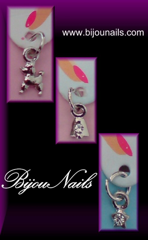 Piercing ongle www.bijounails.com