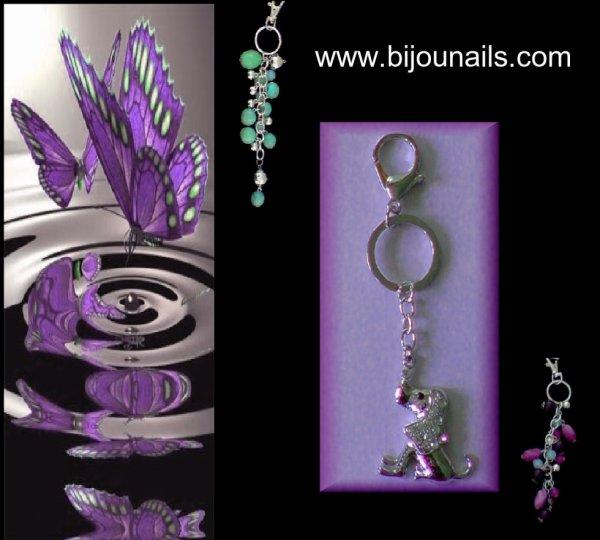 Bijoux de sac www.bijounails.com