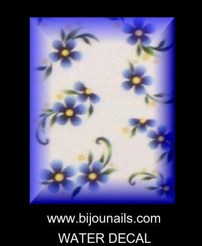 Nouveaux modèles WATER DECAL , décoration des ongles www.bijounails.com