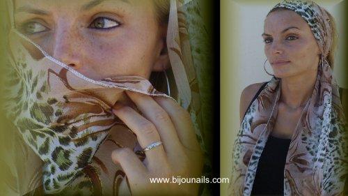 www.bijounails.com , foulards