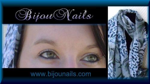 Foulard www.bijounails.com