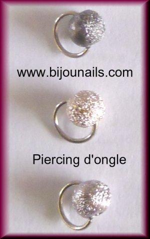 Nouveaux lots piercings d'ongle www.bijounails.com