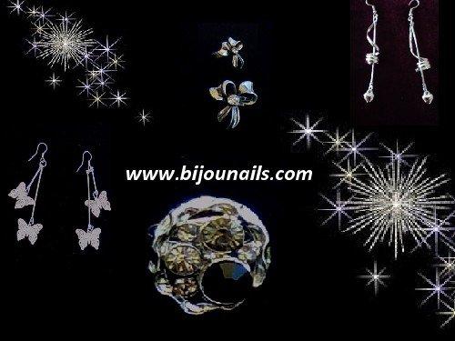 Bientôt NOEL , des idées cadeaux www.bijounails.com