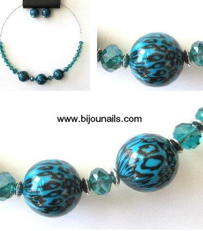 IDEE CADEAU , Parure www.bijounails.com
