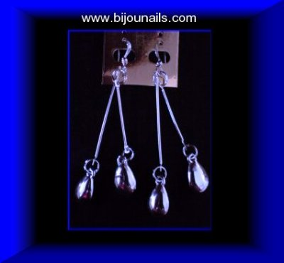 SOLDES , -30% Boucles d'oreilles www.bijounails.com