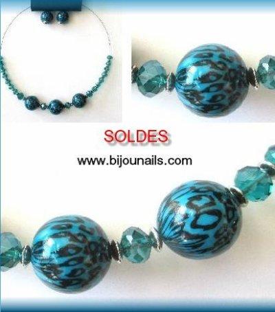 PARURE SOLDES -30% www.bijounails.com