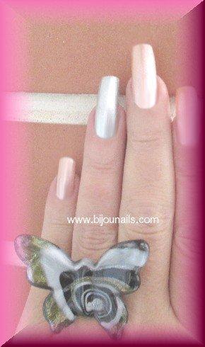 Bague fantaisie Papillon www.bijounails.com