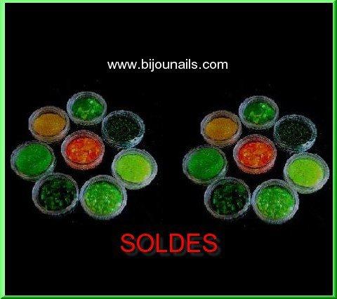 PAILLETTES , SOLDES www.bijounails.com