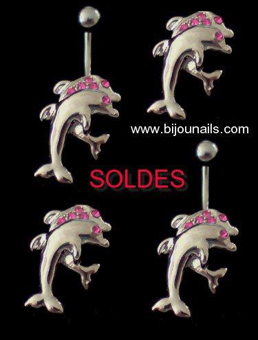 SOLDES , Piercing nombril www.bijounails.com
