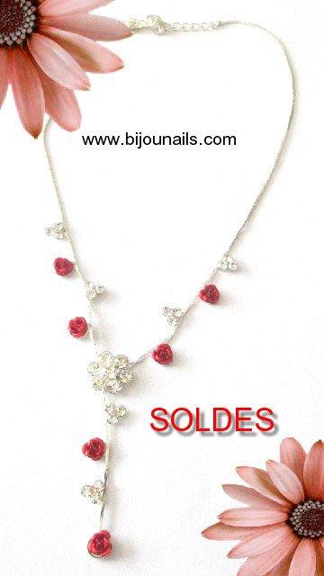 SOLDES , Parure - 30 % www.bijounails.com