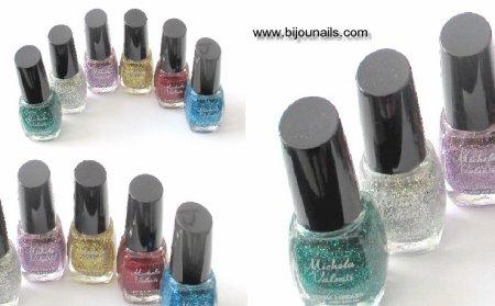 Lot vernis à ongles Michela Valenti www.bijounails.com , SOLDES