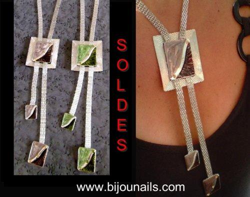 Encore + de soldes , Parures www.bijounails.com , - 50 %