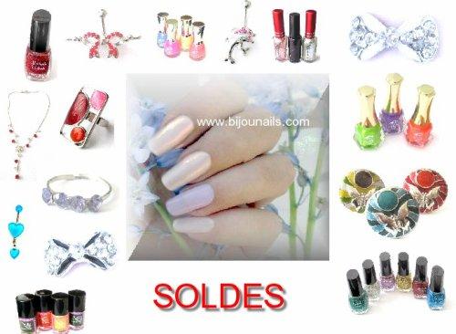 DERNIER JOUR DES SOLDES www.bijounails.com