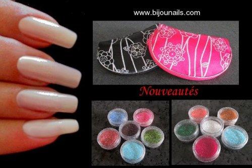 Nouveautés www.bijounails.com