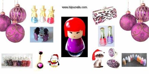 Bientôt Noël www.bijounails.com