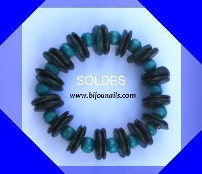 Bracelet , SOLDES -50 % www.bijounails.com