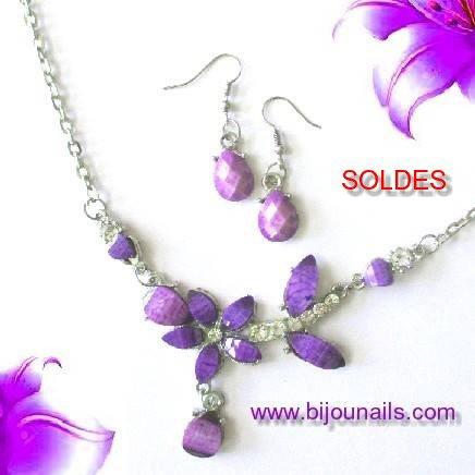 SOLDES , PARURE www.bijounails.com