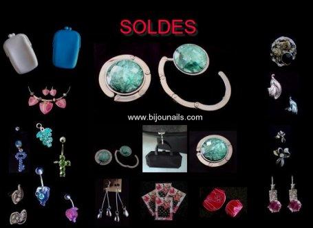 Encore + de SOLDES www.bijounails.com