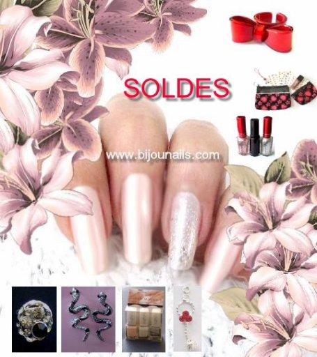 SOLDES D'HIVER www.bijounails.com