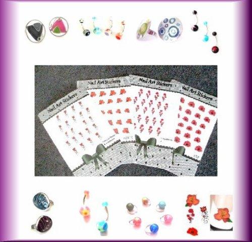 Lots à petits prix www.bijounails.com