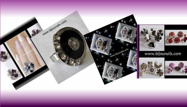 Bagues www.bijounails.com