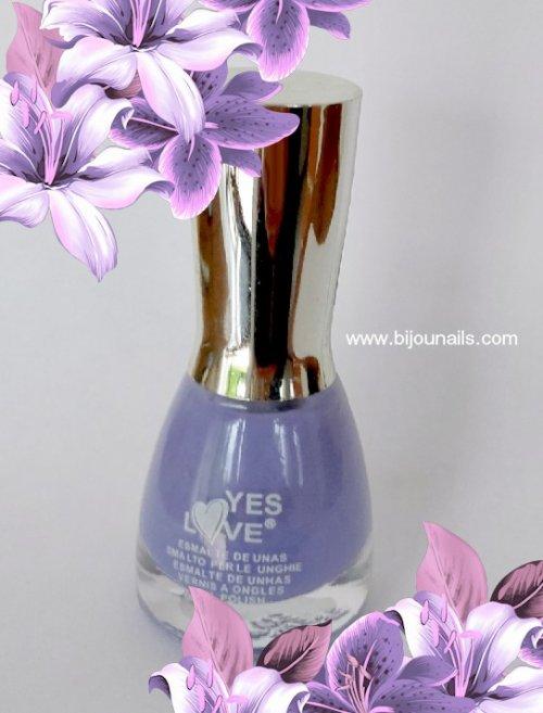 Vernis à ongles Yes Love , divers coloris www.bijounails.com