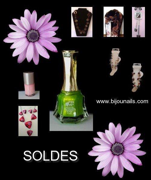 SOLDES d'été www.bijounails.com