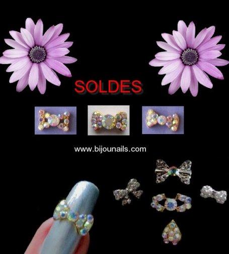 SOLDES ETE www.bijounails.com
