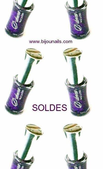 VERNIS A ONGLES - SOLDES www.bijounails.com
