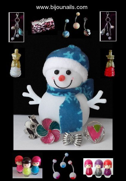 Idées cadeaux www.bijounails.com