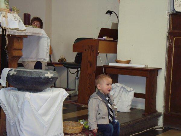 Baptème Léo 31/07/2011