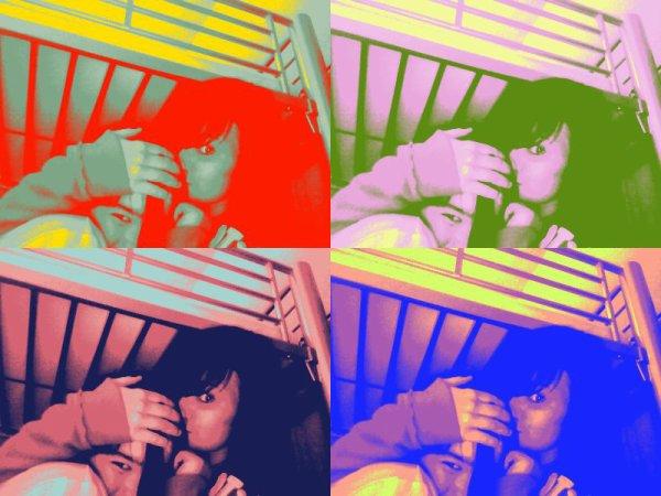 Ma soeur Chérie ♥