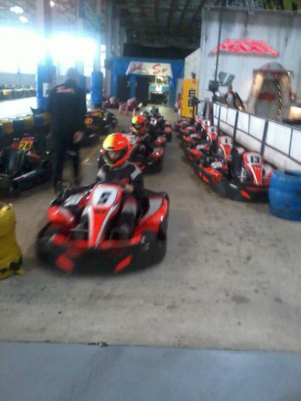 Un Bon p'ti Karting ♥
