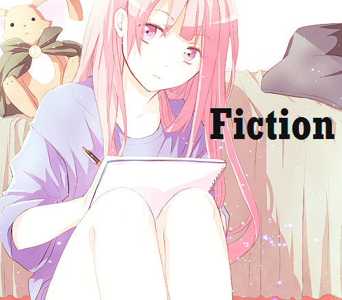 Mes fictions...
