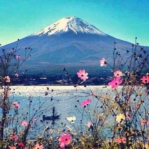 Mt.Fuji au Japon*0*