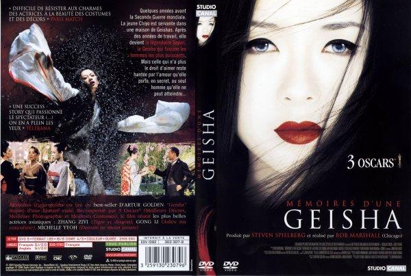 Memoire d'une Geisha (Film)