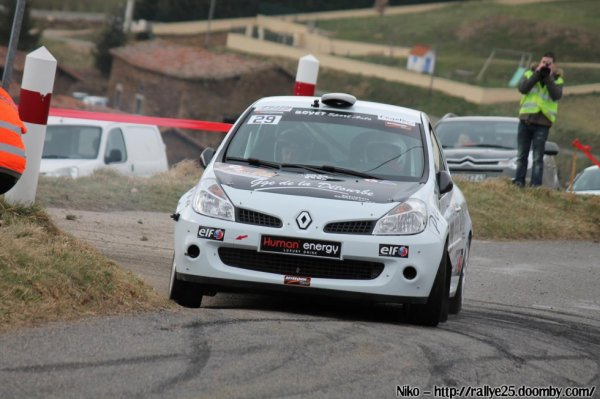 Rallye du Pays du Gier 2013