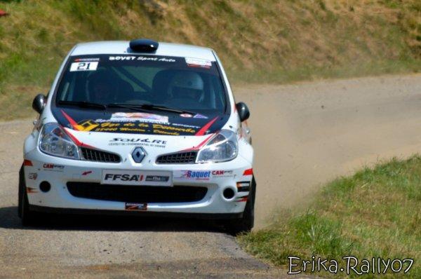 Rallye de St Marcellin 2013