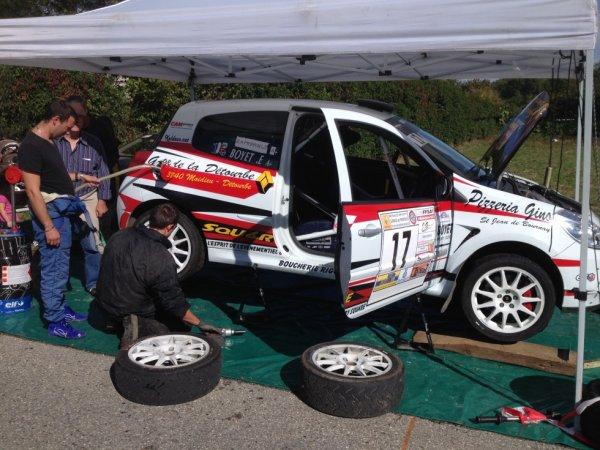 Rallye Mauves - Plat 2013