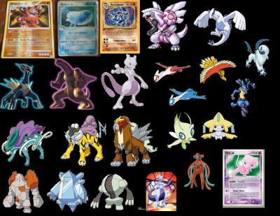 Pokemon legendaire pok mon - Pokemon legendaire pokemon y ...