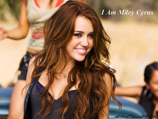 Chapitre 1 I Am Miley Cyrus