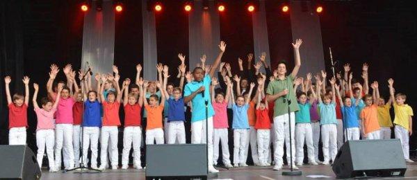 Les  Petits Chanteurs d'Asnieres
