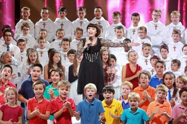 Les Petits Chanteurs d'Asnières - 300 Choeurs pour les fêtes 2015
